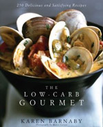 Low Carb Gourmet Cookbook