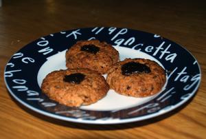 Lowcarb almond cookies