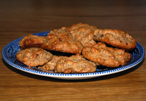Low-carb Peanut Butter Cookies Photo - Atkins