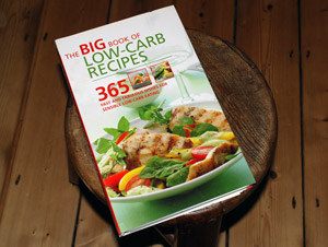 The Big Book of Low Carb Recipes by Nicola Graimes