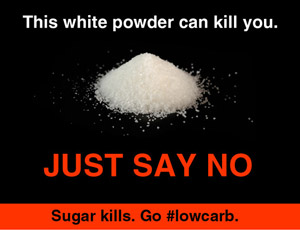 Just say no to sugar