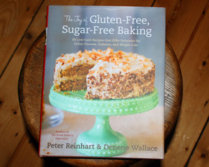 Book Review - cookbook on gluten-free, low-carb baking