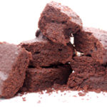 Simple low-carb brownies