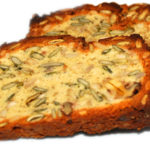 Low-carb gluten-free bread
