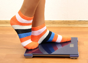 How to use weighing scales