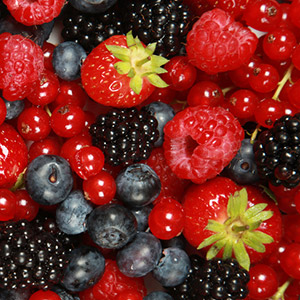 low-carb-berries
