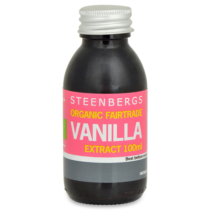 Sugar-Free Vanilla Extract (100ml) – Low Carb Diet Shop