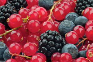 low-carb-fruit-berries