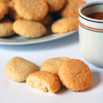 Amaretti - low-carb, gluten-free - low-carb recipe