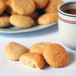 Amaretti - low-carb, gluten-free - low-carb recipe