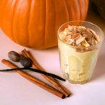 Low carb pumpkin mousse - low-carb recipe
