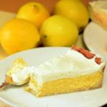 low-carb-low-carb-lemon-tart-300 - low-carb recipe