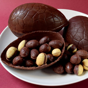Low-carb Easter eggs
