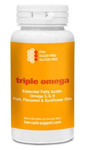 Omega Oils 3 6 9