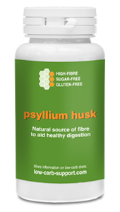 Psyllium Husk for Atkins Diet
