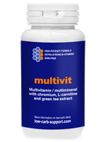 Low Carb Diet Multivitamins by Nutri-Align