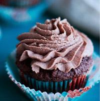 Low-Carb Zucchini Recipe - Chocolate Zucchini Cupcakes