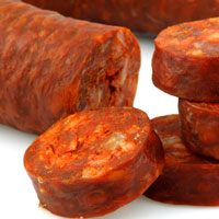chorizos-high-fat-sausage