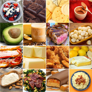 20 Great Low-Carb Foods and Treats