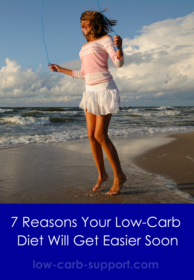 low-carb diet gets easy