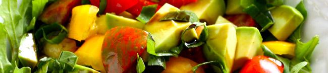 avocado keto low-carb side dish