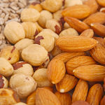 Low carb snack nuts