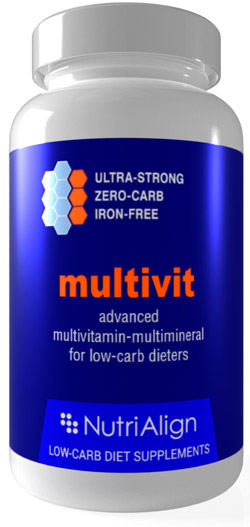 Low-Carb Keto Multivitamins